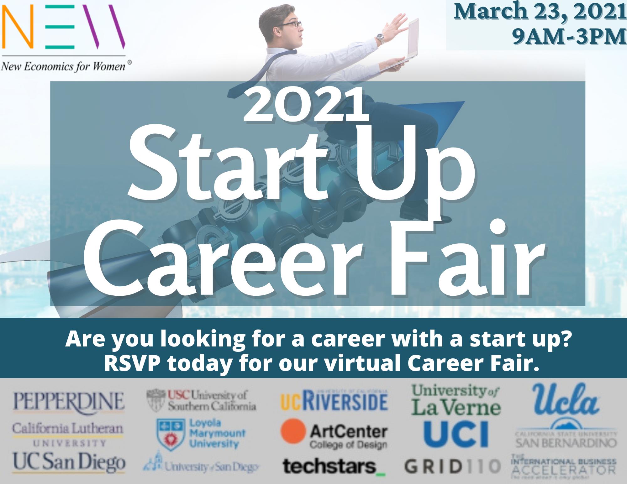 Stephen Semprevivo Contributes to Startup Career Fair