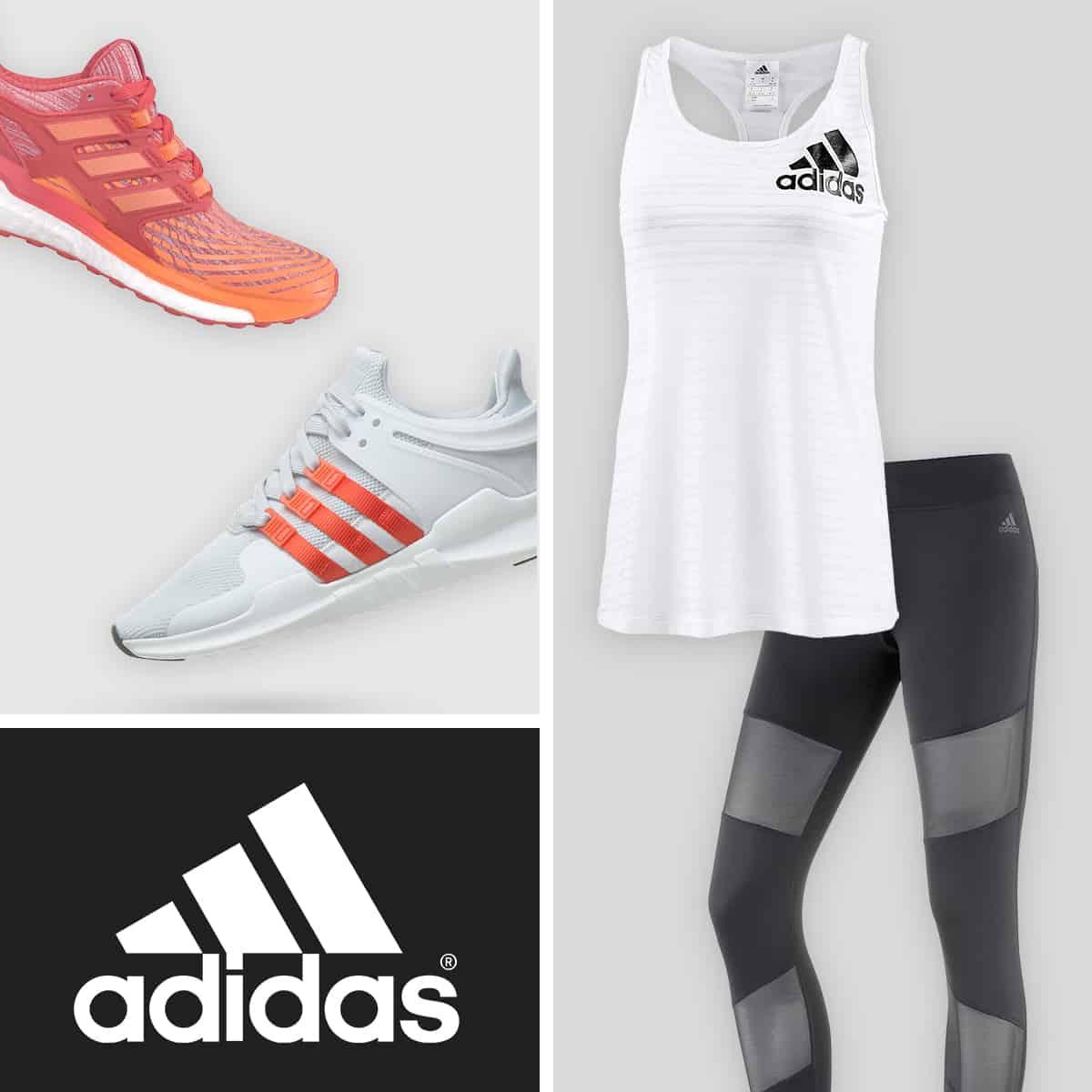 Adidas bis -50%