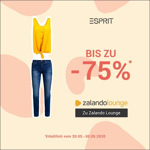 ESPRIT bis -75% bei ZALANDO Lounge