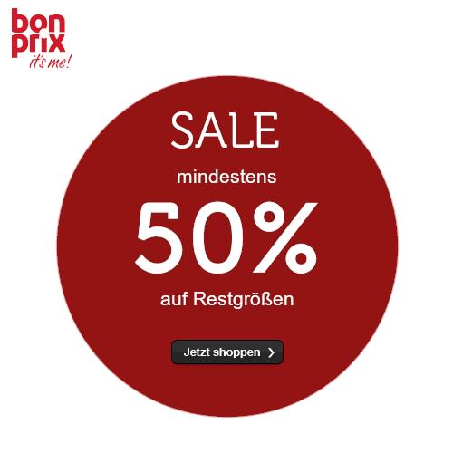 bonprix: Restgrößen SALE