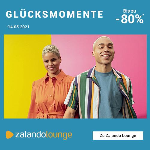 Jetzt bis -80% bei ZALANDO Lounge