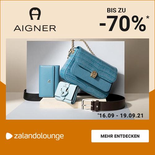 AIGNER bis -70% bei Zalando Lounge