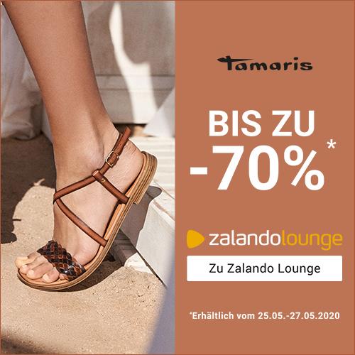 TAMARIS bis -70% bei ZALANDO Lounge