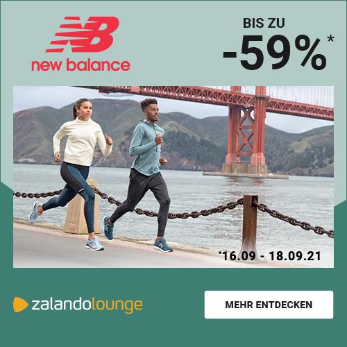 new balance bis -59% bei Zalando Lounge