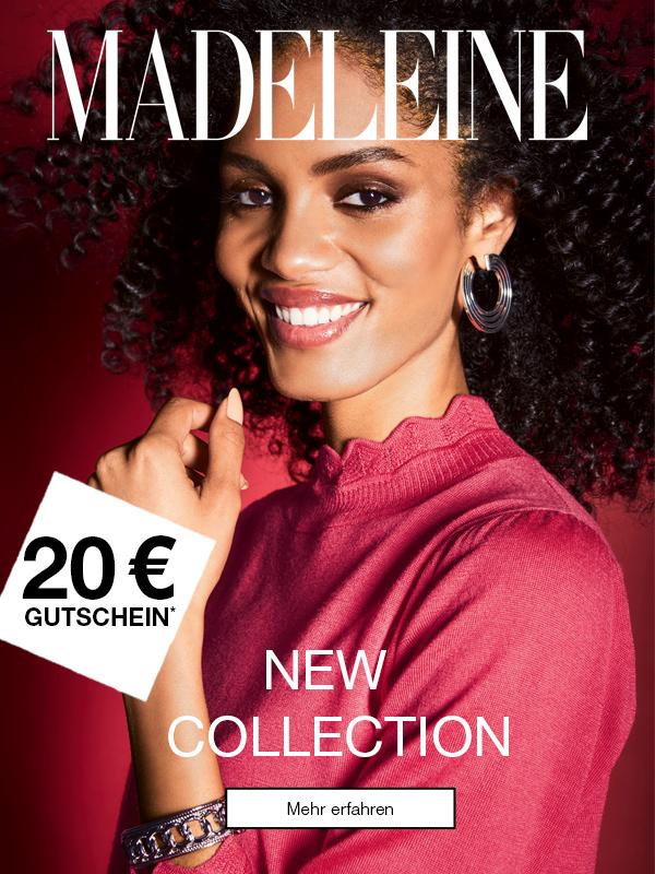 MADELEINE: 20 Euro-GUTSCHEIN