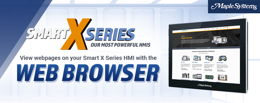 Smart X Series Web Browser