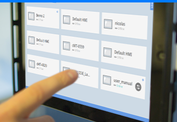 Access the HMI from Anywhere