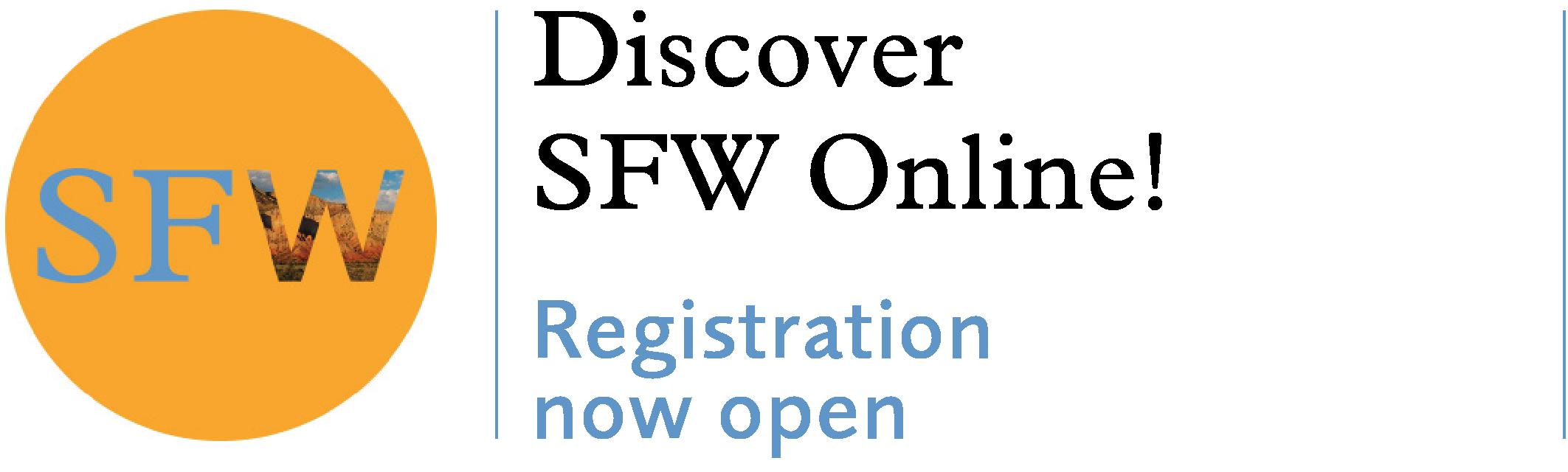 SFW Online Now Open
