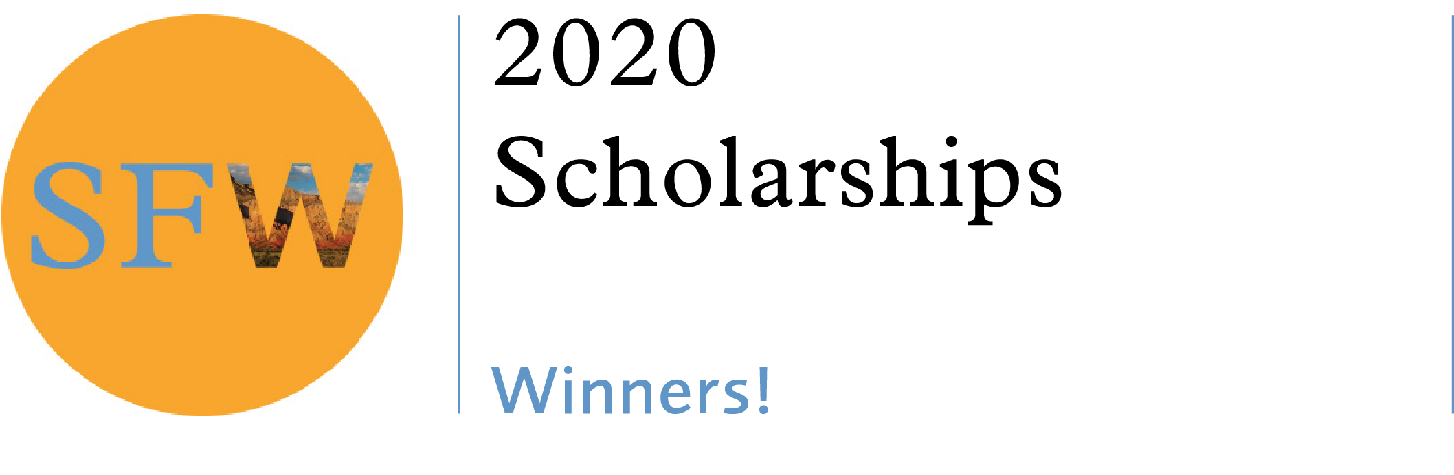 SFW 2020 Scholarship Winners