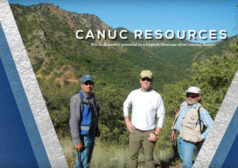 Canuc Resources CEO Chris Berlet