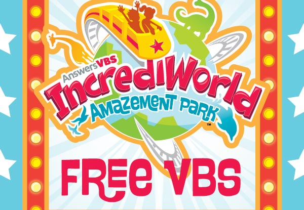 IncrediWorld: Free VBS