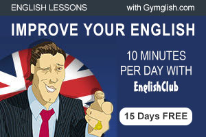 Improve Your English - FREE trial
