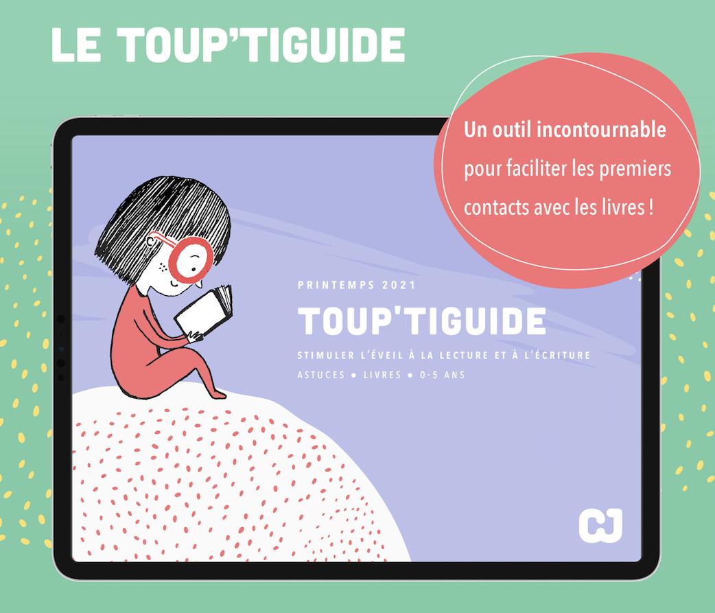 Couverture Toup'tiguide - Lien