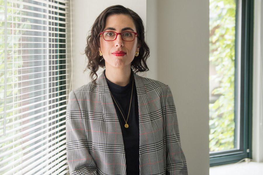 Headshot of Dr. Sarah Lipson