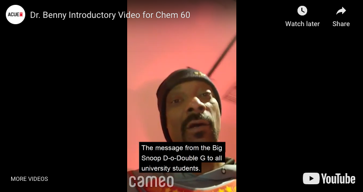 screenshot of video from youtube