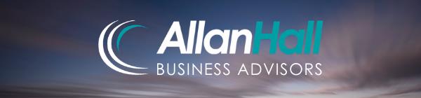 Allan Hall Logo Header Image