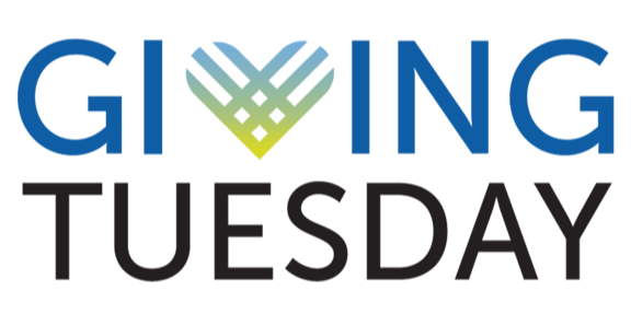 Graphic text of the Giving Tuesday logo