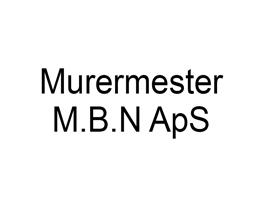 Murermester M.B.N ApS