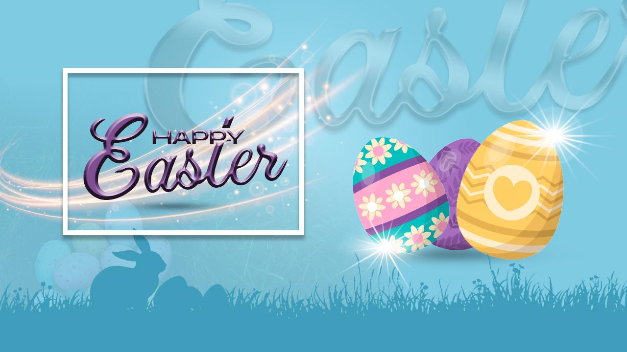Happy Easter - Candyland - Aldine - April 2021 Curriculum