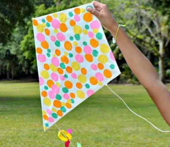How to Make A Kite - Activity
