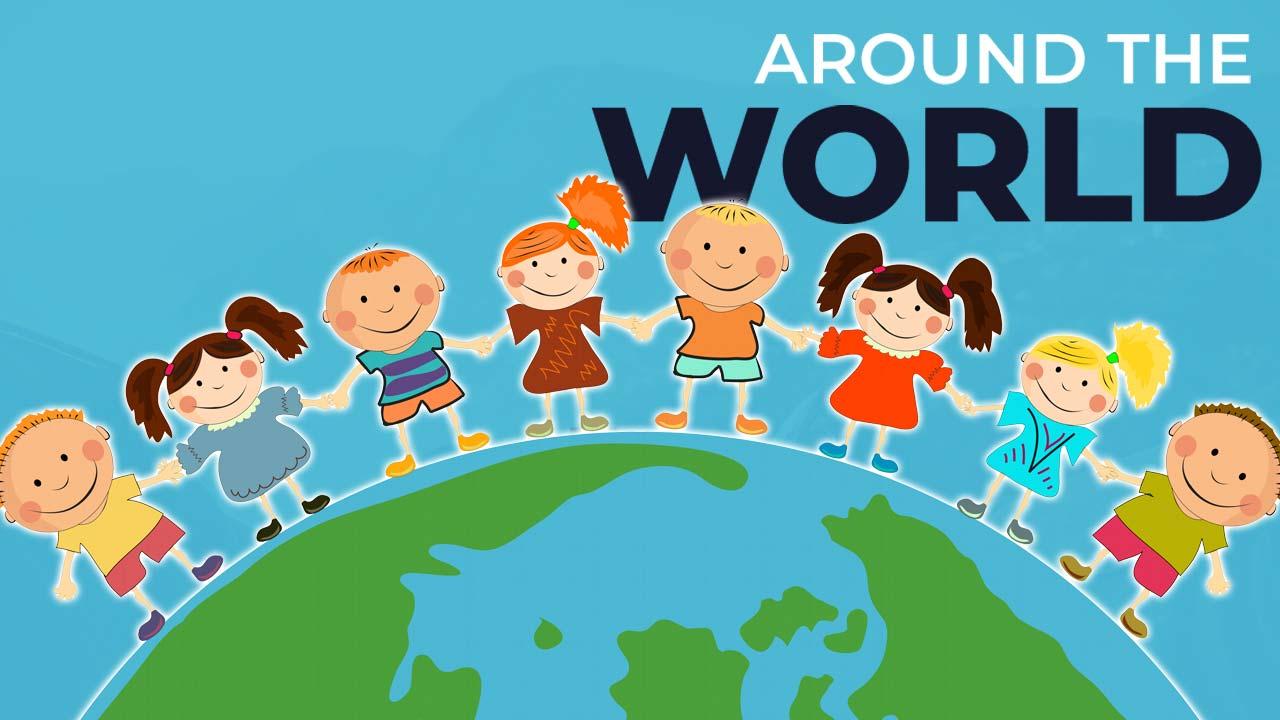 Around the world - Curriculum - Candyland Aldine