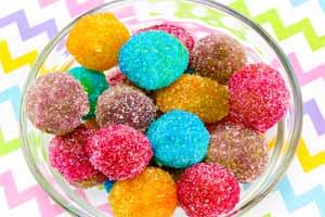 Rainbow Grapes - Activity