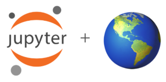 Jupyter meets the Earth