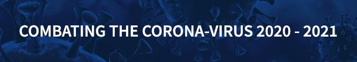 Combating the Corona-Virus 2020 - 2021