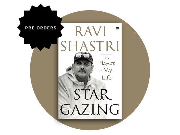 Ravi Shastri Star Gazing