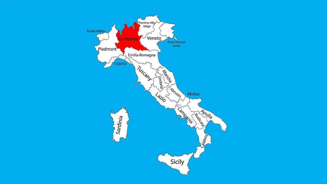 Προσωρινή διακοπή δρομολογίων προς Ιταλία.