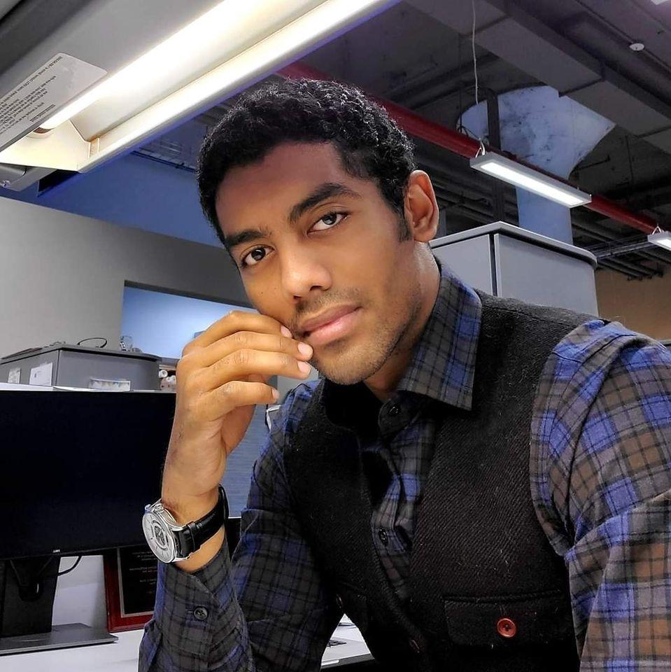 Omar Abdelrahman, CUNY BA student