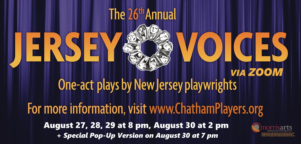 Chatham Players Jersey Voices 2020