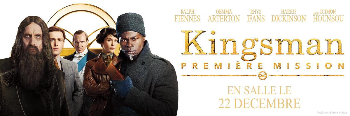 Kingsman : Première mission
