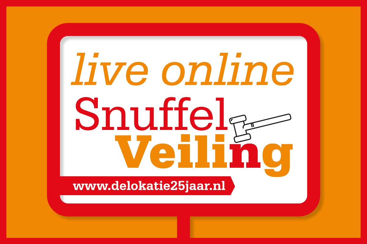 De Lokatie Live Online Snuffel Veiling