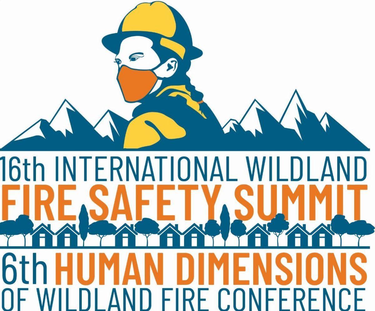 16th international wildland fire safety summit, decorative advertisement