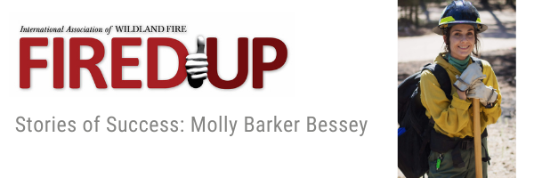 Picture of Molly Barker Bessey; IAWF Fired Up Program