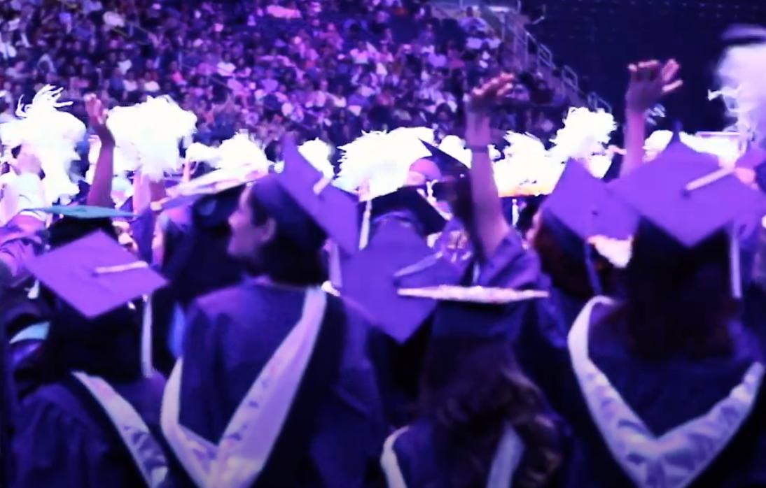 Graduate Ceremony picture
