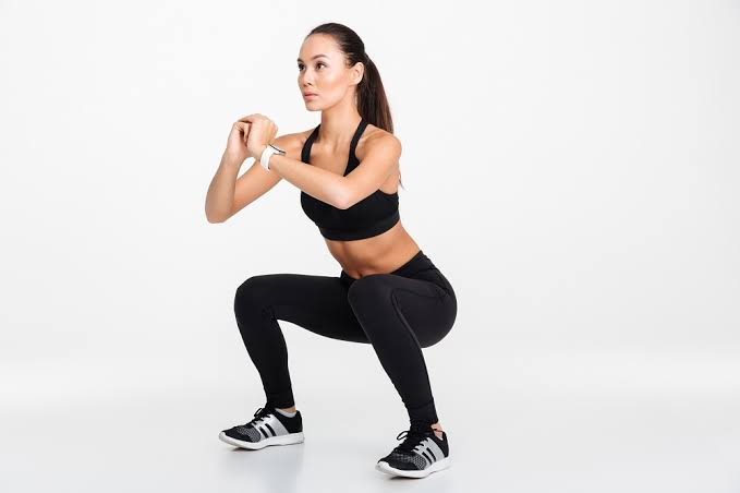 I can't squat