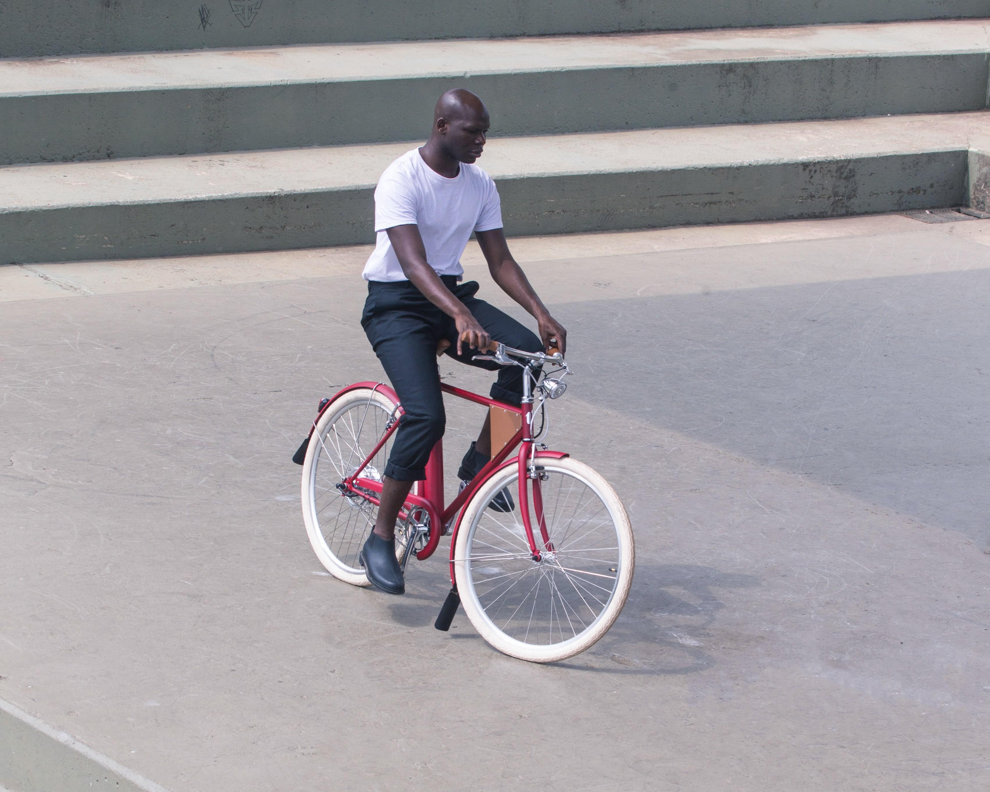 Bike clássica elétrica
