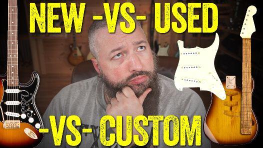 Building A Custom Strat?