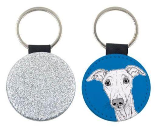 Key ring personalised
