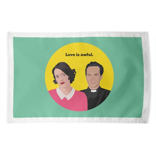 Personalised tea towels - buy on Artwow.co