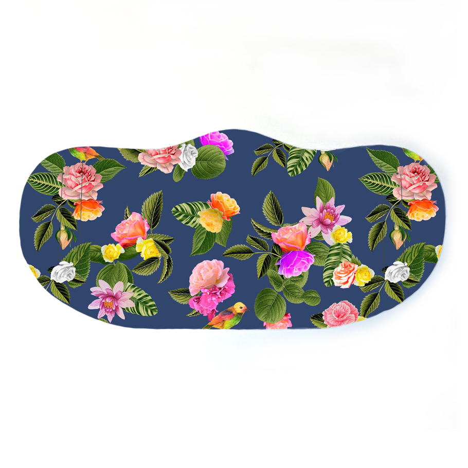 Antiviral face mask - Frida Floral