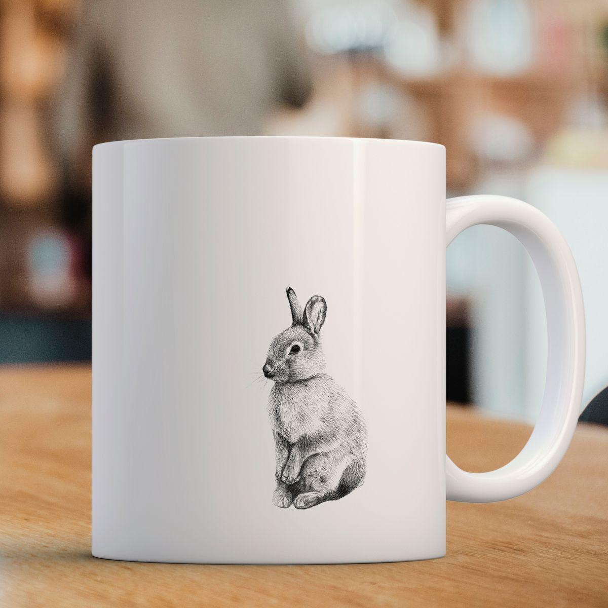 Custom printed Easter mugs