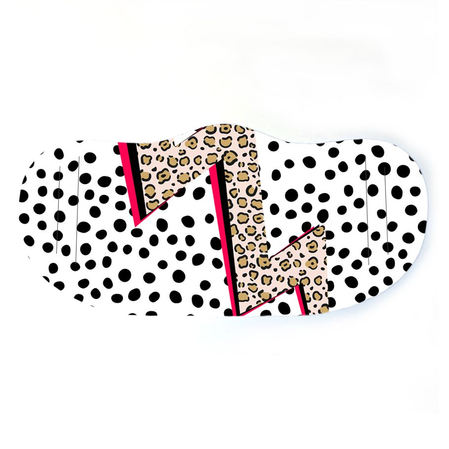 Face mask wholesale - Love polka dot