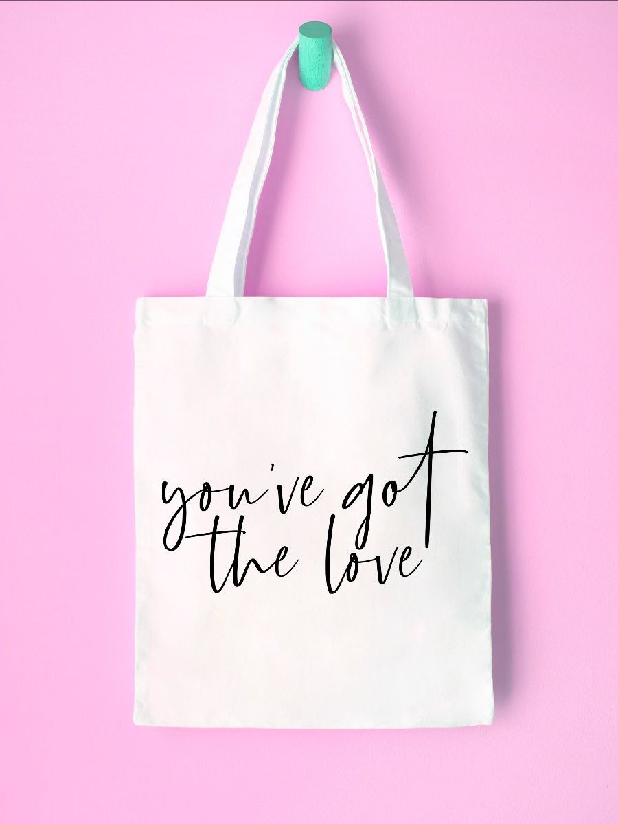 Personalised tote bags in UK