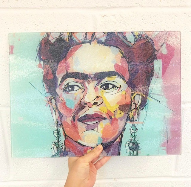 Frida Kahlo gifts on ArtWOW