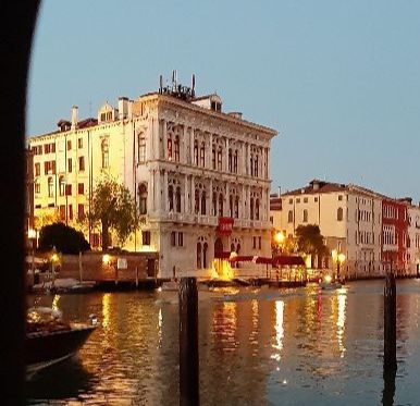 Venezia, agosto 2020