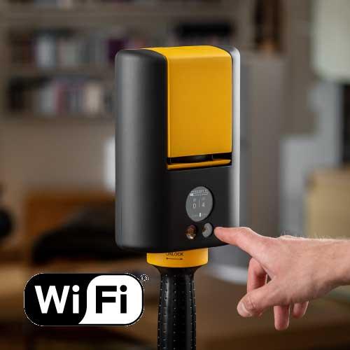 Giraffe360 Wifi enablement image