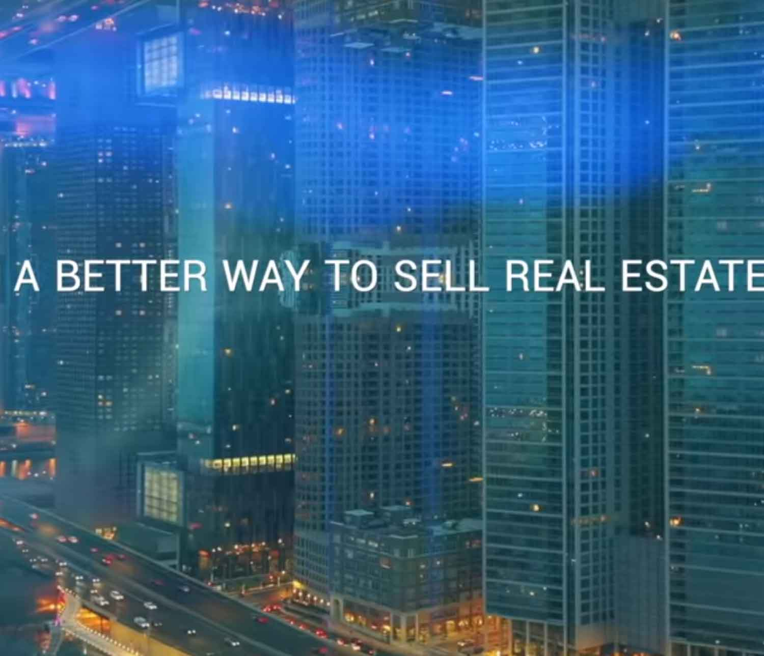 A better way to sell real estate image